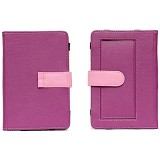 "UNEED Universal Case Camera for 7"" Tablet [UCUN7003C] - Purple - Casing Tablet / Case"